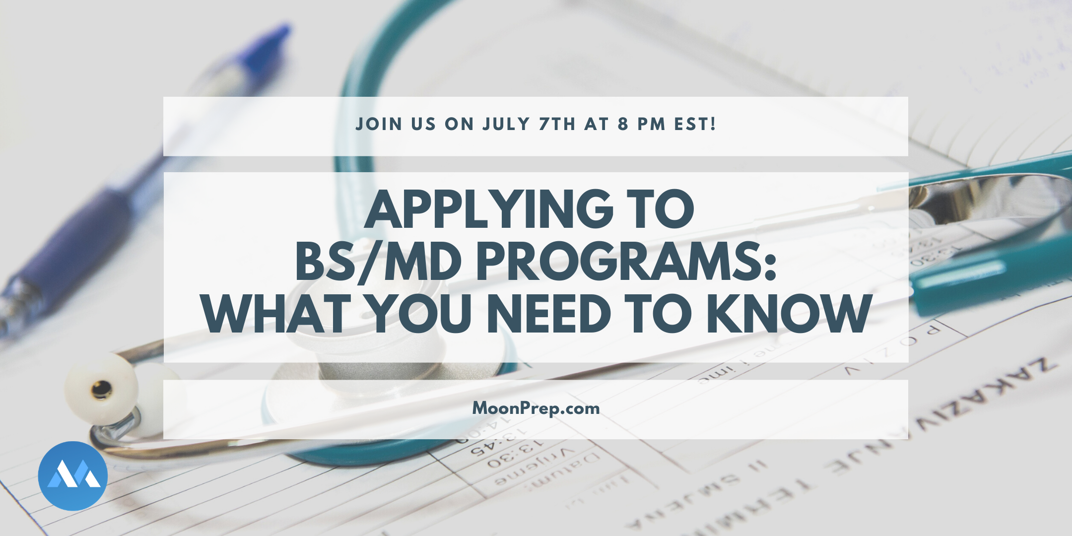 Webinar about BS/MD direct medical programs: Everything you need to know