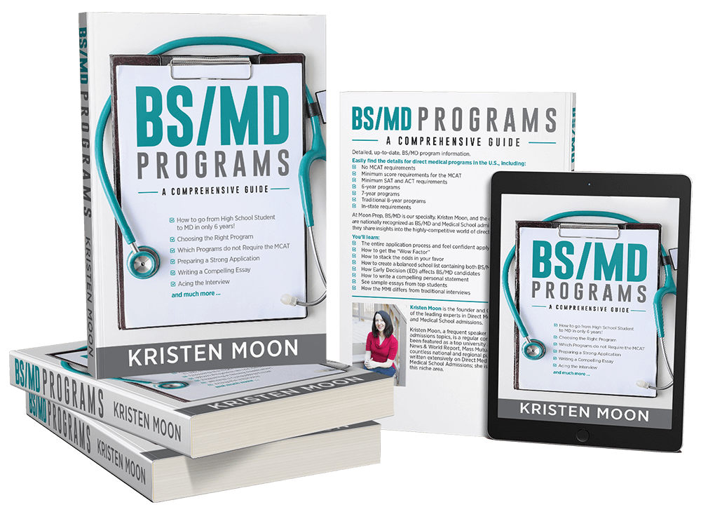 BS/MD Programs Book